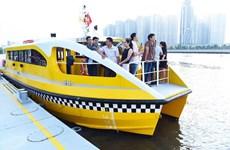 胡志明市水上巴士尚未有效开发水路运输潜力