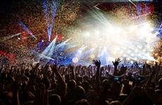 胡志明市首次举办国际音乐节