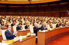 越南第十四届国会第八次会议:为完成2016-2020年经济社会发展五年计划打下坚固基础