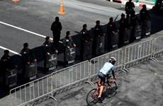 泰国对第35届东盟峰会安全保障工作进行检查