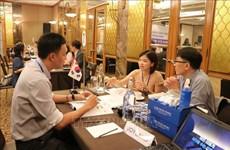 韩国企业在胡志明市开展贸促工作