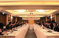 越韩工业、贸易、能源合作混合委员会第九次会议在韩国举行