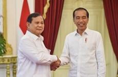 印尼总统佐科宣布新内阁成员名单