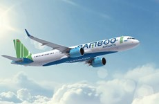 越竹航空公司将开通金兰市至韩国仁川的直达航线