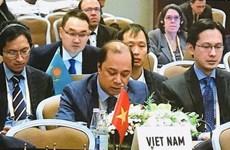 越南出席不结盟运动部长级会议