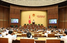 越南第十四届国会第八次会议公报(第五号)