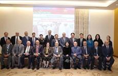 胡志明主席访问阿塞拜疆60周年纪念仪式隆重举行