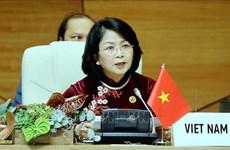 越南国家副主席:越南与各成员国深化团结与协作促进不结盟运动发展