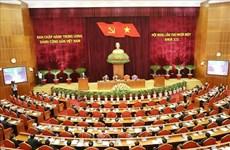 党建:从越共十二届十一中全会讨论大会文件准备与初步人选推荐提名工作