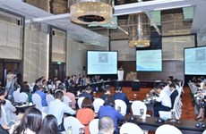 关于金融银行体系中数字化转型的国际会议在越南举行