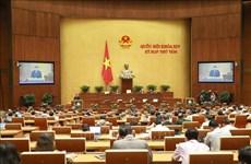 越南第十四届国会第八次会议进入第二周