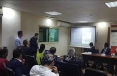 促进越南与埃及的合作