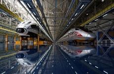 泰国拟兴建总额74亿美元的高铁