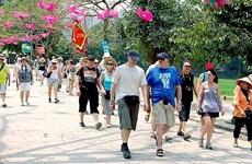 2019年10月越南接待国际游客量刷新纪录