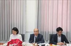 日本企业赴芹苴市寻找投资机会