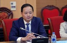陈宏泰当选世界气象组织第二区域协会副主席