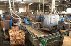 预期越南2019年全年林产品出口额达110亿美元