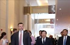 2019年越俄企业对话在河内举行