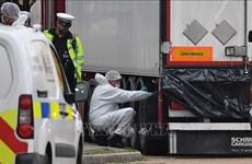 英国39人死亡事件: 加快核实遇难者国籍和身份