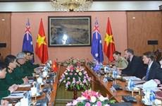 第三次越南与澳大利亚防务政策对话在首都堪培拉举行