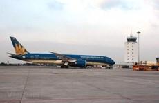 越航和捷星因受第五号台风影响调整航班执行计划