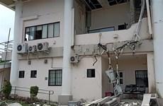 菲律宾南部再次发生强震