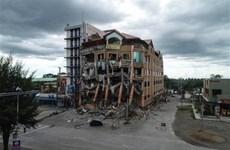 菲律宾南部地震造成至少5人死亡