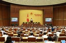 越南第十四届国会第八次会议公报(第八号)