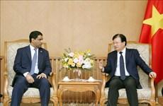 越南政府继续为阿联酋企业扩大在越投资规模创造条件