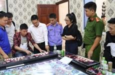 北宁省端掉由中国人经营的5家非法赌博场所