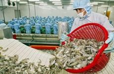 越南虾类对中国台湾的出口额攀升
