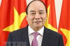 阮春福出席第35届东盟峰会:为加强东盟的团结精神做出贡献