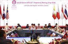 越南承诺全力保持东盟发展势头 增进内部团结统一