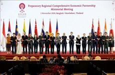 越南贡献积极力量 致力于解决RCEP谈判中存在的问题