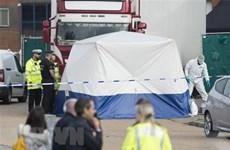 英国集装箱藏尸案: 越南驻英国大使馆发布新闻公报