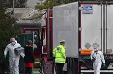 英国集装箱藏尸案:英国警方确认遇难者中有越南公民
