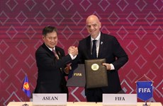 东盟与国际足联合作促进东南亚足球发展