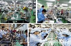 今年前10月加工制造业生产指数增长10.8%