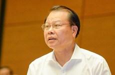 政府总理给予原政府副总理武文宁警告处分