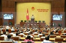越南第十四届国会第八次会议:对四个领域小组进行质询
