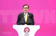 第35届东盟峰会和系列会议闭幕