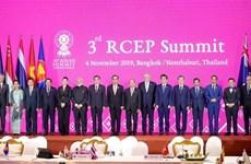 第35届东盟峰会:谈判国正式将RCEP签署时间推迟至明年