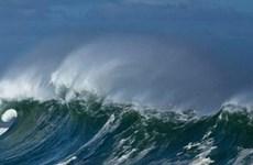 东海海啸预警中心投入运行