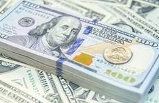 11月6日越盾对美元汇率中间价下降6越盾