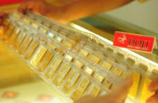 11月6日越南国内黄金价格下调20万越盾