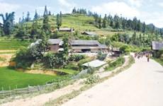 新农村建设运动展开10年 老街省村容村貌面目一新