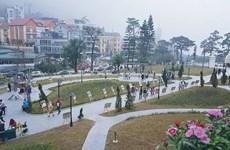 近三年来永福省接待游客量约达1550万人次