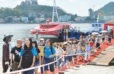 2019年前10个月广宁省接待游客1170万人次