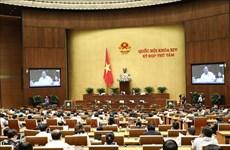 越南第十四届国会第八次会议公报(第十二号)
