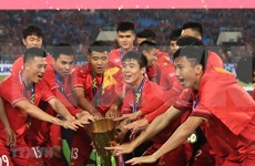 越南将承办2019年东南亚足球明星之夜